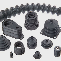 Rubber Boots - Rubber Bellows - Rubber Seals - Rubber to Metal Vulcanizing - Duck Bill Valves - Umbrella Valves